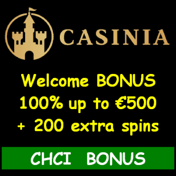 Casinogame - Casino Casinia