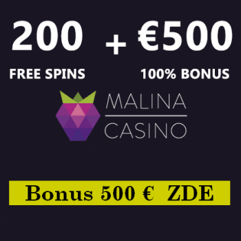 Casinogame - Malina Casino