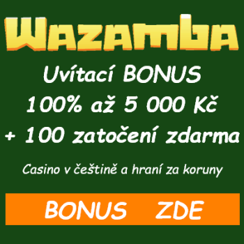 Casinogame - Wazamba Casino